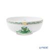 Herend 'Chinese Bouquet Green / Apponyi' AV 01360-0-00 Bowl 14.5cm