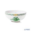 Herend 'Chinese Bouquet Green / Apponyi' AV 01371-0-00 Bowl 11.5cm