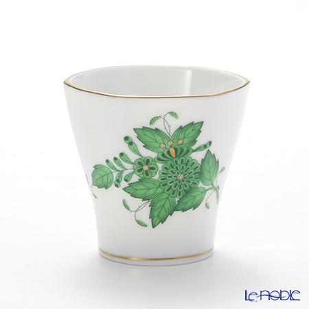 Herend Chinese Bouquet Green / Apponyi Vert AV 02783-0-00 Sake Cup