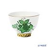 Herend 'Chinese Bouquet Green / Apponyi' AV 03375-0-00 Tea Bowl (openwork) 7cm