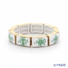 Herend 'Chinese Bouquet Green / Apponyi' AV 08163-0-91 Bracelet