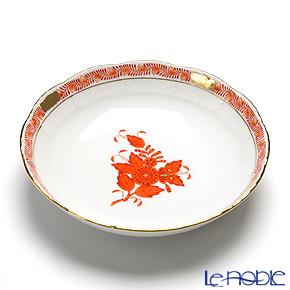 ヘレンド アポニーオレンジ 00704-1-00 フルーツボウル 13.5cm