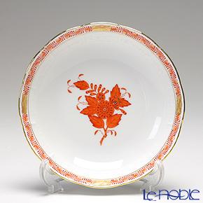 ヘレンド アポニーオレンジ 00704-1-00フルーツボウル 13.5cm