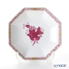 Herend A pink AP 04304-1-00 Small plate (octagonal) 13.5 cm