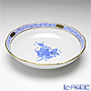 Herend 'Chinese Bouquet Blue / Apponyi' AB 00704-1-00 Fruit Bowl 13.5cm