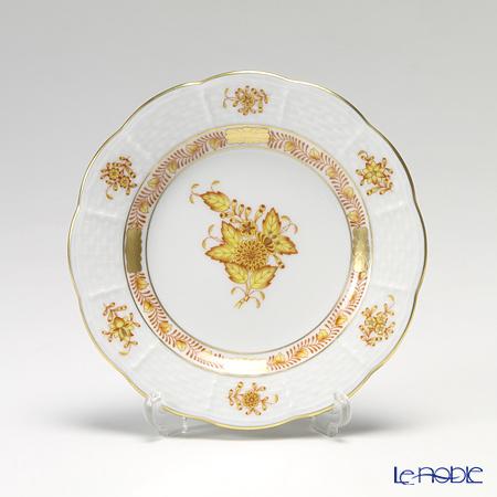 ヘレンド アポニーイエロー 00512-0-00 プレート 12.5cm