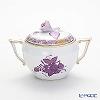 Herend A lilac AL 00472-0-09 / 666 Sugar pot (rose) 200 cc