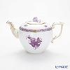 Herend A lilac AL 00606-0-09 / 604 Teapot (rose) 800 cc