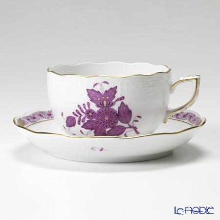 ヘレンド アポニーライラック 00724-0-00/724 ティーカップ&ソーサー 200cc