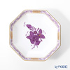 Herend A lilac 04307-1-00 Small plate (octagonal)-11 cm