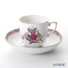 Herend aponyflower AF 00707-0-00 Mocha Cup & Saucer 150 cc