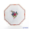 Apponyi 'Chinese Bouquet Multicolor / Apponyi' AF 04304-1-00 Octagonal Plate 13.5cm