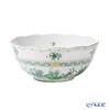 Herend 'Indian Basket Green / Fleurs des Indes' FV 00365-0-00 Bowl 16cm