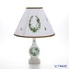 Herend 'Indian Basket Green / Fleurs des Indes' FV 06737-9-00 Lamp H55cm