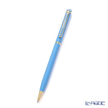 ウェッジウッド(Wedgwood) ミュージアムショップ限定品ボールペン ブルー