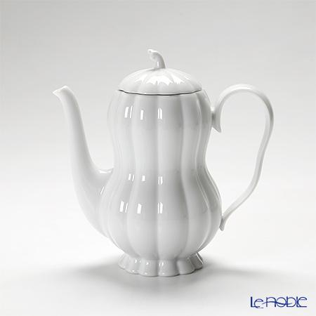 アウガルテン(AUGARTEN) メロン ホワイト(1000) モカポット 0.5L(015)
