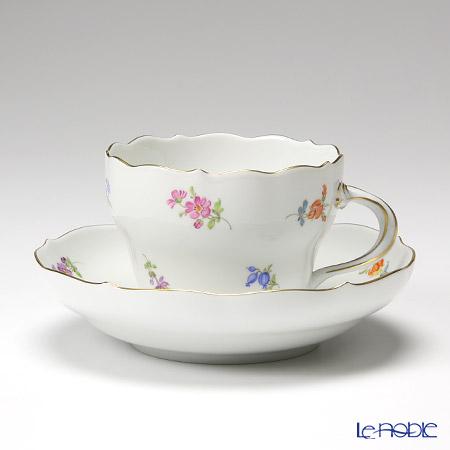 マイセン(Meissen) 散らし小花 010110/00582 コーヒーカップ&ソーサー 200cc