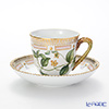 Royal Copenhagen 'Flora Danica' Coffee Cup & Saucer 170ml 1147071G