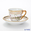 Royal Copenhagen 'Flora Danica' Coffee Cup & Saucer 170ml 1147071H
