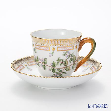 ロイヤルコペンハーゲン(Royal Copenhagen) フローラダニカコーヒーカップ&ソーサー 170ml 1147071K