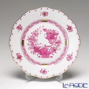 ヘレンド インドの華ピンク 00517-0-00/517 プレート 19cm