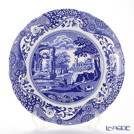 Spode Blue Italian Plate 27 cm