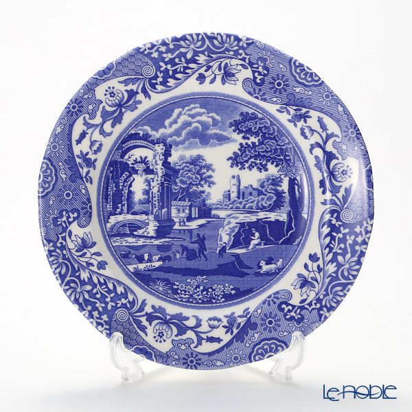Spode Blue Italian Plate 20 cm