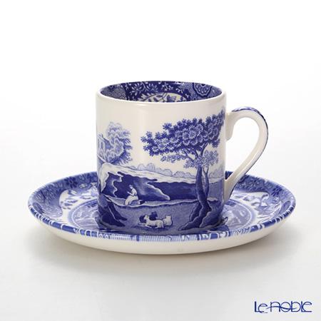 スポード ブルーイタリアン コーヒーカップ&ソーサー