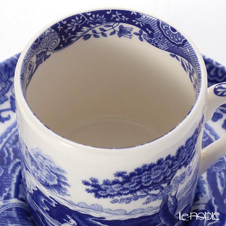 スポード ブルーイタリアンコーヒーカップ&ソーサー