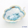 Herend India flower turquoise 00492-0-00/680 Open sugar 10.5 cm