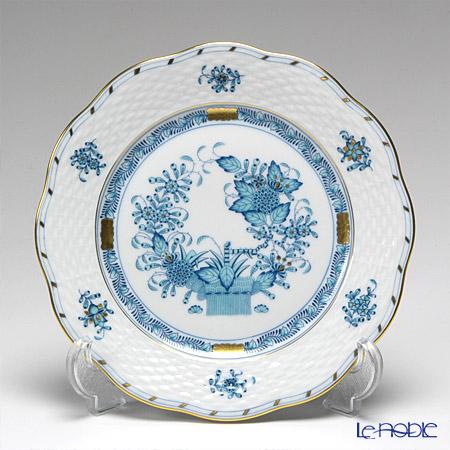 ヘレンド インドの華ターコイズ 00517-0-00/517 プレート 19cm