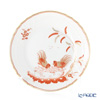 Richard Ginori Galli Rossi / Red Cock (Red Rooster) Plate 15cm