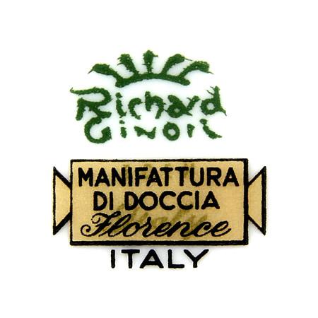 リチャードジノリ(Richard Ginori) フィレンツェティーカップ&ソーサー 220cc