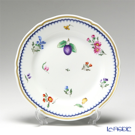 ( Richard Ginori  Ginori Italian Fruits Plate 17 cm