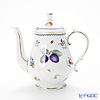 Ginori 1735 / Richard Ginori 'Italian Fruits (Flower) / Antico' Coffee Pot 770ml