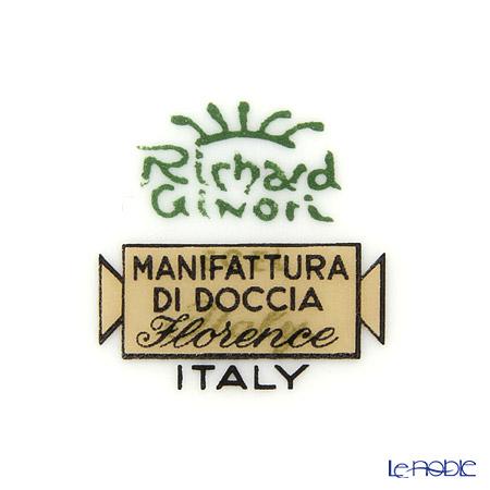 リチャードジノリ(Richard Ginori) アンティックローズコーヒーカップ&ソーサー 120cc