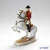 アウガルテン(AUGARTEN) フィギュリン(011210)スペイン乗馬学校 レバード 22.5cm 1591