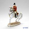 アウガルテン(AUGARTEN) フィギュリン(011210)スペイン乗馬学校 ピルエット 24cm 1668