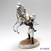 アウガルテン(AUGARTEN) フィギュリン(011210)スペイン乗馬学校 跳躍(カブリオレ) 30cm 1833