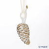 Augarten 'Christmas Collection' Gold Pine Cone Ornament