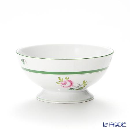 ヘレンド ウィーンのバラ 00364-0-00 フーテッドボウル