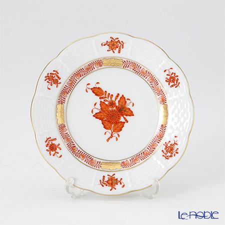 ヘレンド アポニーオレンジ 00512-0-00 プレート 12.5cm