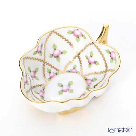 ヘレンド セーブル風の薔薇 SPORG 02492-0-00 オープンシュガー 10.5cm