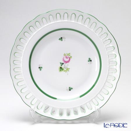 Herend 'Vienna Rose / Vieille Rose de Herend' VRH 08427-0-50 Plate (openwork) 24.8cm