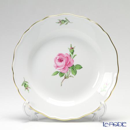 マイセン(Meissen) ピンクのバラ 020110/00472 プレート 20cm