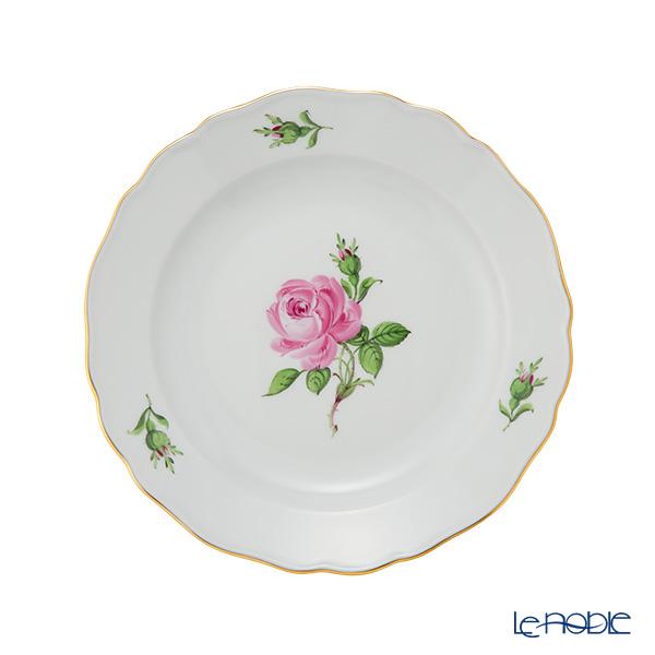 マイセン(Meissen) ピンクのバラ 020110/00501プレート 18cm