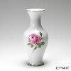 マイセン(Meissen) ピンクのバラ 020110/50198ベース(花瓶) 24cm
