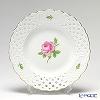 マイセン(Meissen) ピンクのバラ 020110/54801飾り皿 19cm