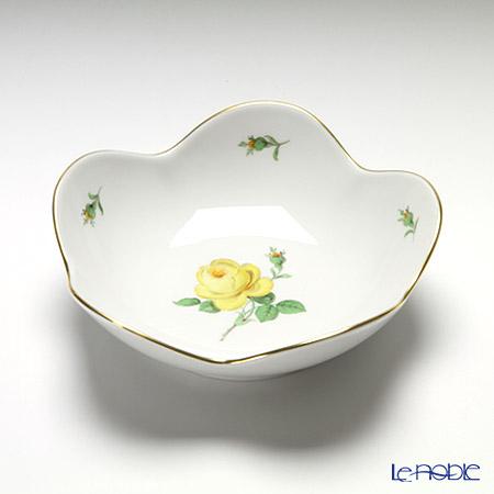 マイセン(Meissen) 黄色のバラ 020610/53631 ボウル 14cm