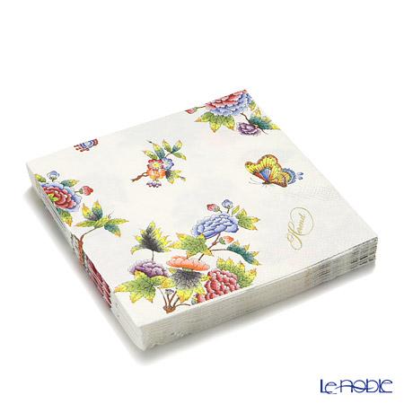 ヘレンド ヴィクトリア・ブーケ ペーパーナプキン 20枚セット